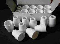 40Amp Air Plasma Cutting Ceramic Shield Cup for CUT40D CUT50D PT-31 LG40 Torch Gun 20pcs
