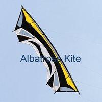 Albatross--2.8m stunt kite /quad line kites & 4 lines control +handle+lines & free shipping