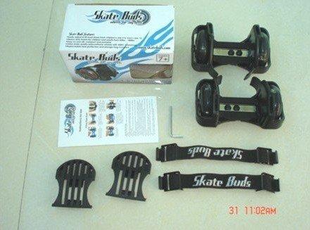 Nice Chrismas gift hot orbit wheel Black color ,it's new skateboard saled by factory price