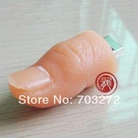 New strange!Free dropshipping!simulation Fingers, pen drive 2G/4G/8G/16G/32G USB Flash Memory drive 100%full capacity 1pcs/lot