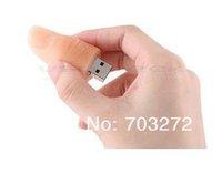 10pcs/freeshipping  USB Finger U disk4G 4GB Flash Memory Drive U-Disk