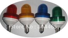 led strobe light,led flash bulbs,500LED E27/B22/E12/E14 lamp base strobe light,10pcs/lot,holiday light(China (Mainland))
