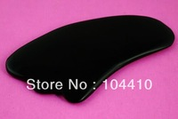 New Wonderful Handwork Face Body Black Obsidian Stone Massage Wholesale, Free Shipping