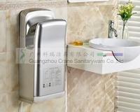 2014 high technology Desyn Dual air injection hand dryer double jet hand dryer PTC heating hand dryer uv light hand dryer