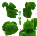 free shipping new arrival Grass Land cute little animal roller artificial grass decorations children hobby toy christmas gift