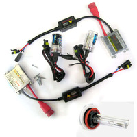 35W 12V Car Hid Xenon Conversion Kit Slim Ballast H11 4300K Beam Bulbs Lamp High Quality [C21]