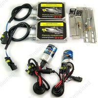 Hid Xenon Ballast Bulbs Kit Set Xenon Conversion 12V 35W H1 8000K [CPA48]