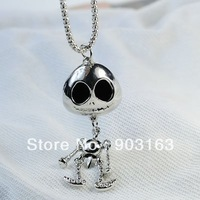 Wholesale Popular New Modish Christmas Skeleton Necklace free chain+ free shipping