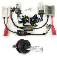 35W 12V Car Hid Xenon Conversion Kit Slim Ballast 9007 9007-1 12000K Beam Bulbs Lamp High Quality [C40]