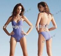 One piece swimsuit,ladies' swimwear,TL-1311