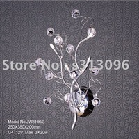 100% best choice for you,free shipping,modern wall lamp, home decorative design, MT -JW8100-3, first quality Chinese crystal