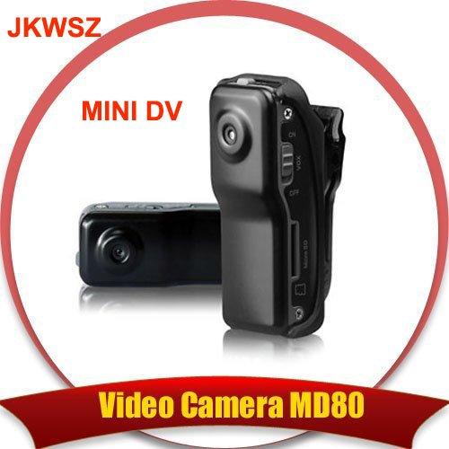 Mini DV DVR Sports Video Camera MD80 Hot Selling Mini DVR Camera & Mini DV High quality Best price Perfect design(China (Mainland))