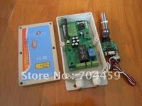 Garage door GSM remote controller
