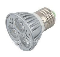 Free shipping+ 100PCS dimming E273W LED lighting, LED lamps, dimmable high power led spotlight
