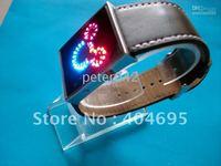 Free shipping+ 10pcs LED watch, fashion watches