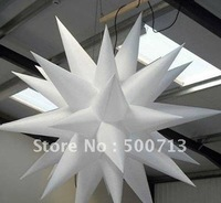 free shipping decoration inflatable star