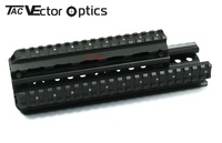 SAIGA 7.62X39mm Tactical Picatinny Handguard Quad Rail System NIB Compact S39 Mount