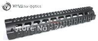 "Vector Optics 12"" AR15 M4 RIS Handguard Picatinny Quad Rail Mount Systems 12 Inch 305mm Full Metal"