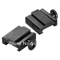 Vector Optics Weaver & Picatinny 20mm to Dovetail 11mm Rail Adapter Mount / 20-11