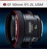 EF 50mm f/1.2L USM lens,cannon lens,AF lens