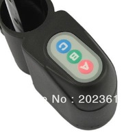 free shipping Wholesale 100pcs/lots Bike Bicycle Security Alarm 110dB Audible Sound Lock