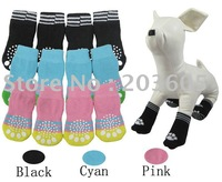 pet socks,dog socks,dog wear,10pairs(40pcs)