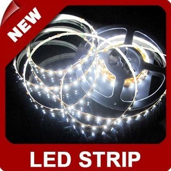 [huizhuo lighting]Holiday sale free shipping 5m 500CM White 3528 SMD LED Flexible 300 LEDS Strip