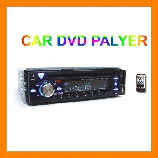 Yotoon CAR 1 DIN DVD /CD/MP3/USB/SD CARD AM/FM PLAYER+AUX INPUT(China (Mainland))