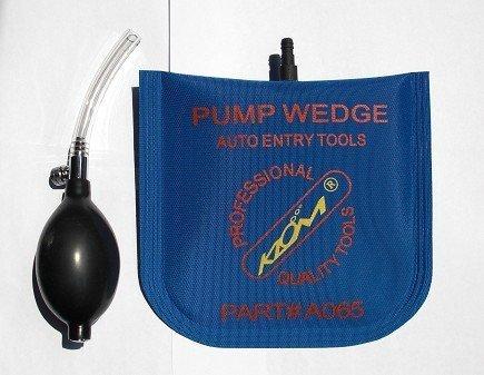 klom PUMP WEDGE Airbag (medium) New Universal Air Wedge padlock tool.lock pick set tubular picks door lock opener(China (Mainland))