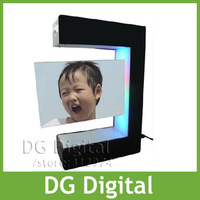 Surprise magic gift magnetic floating photo frame antigravity photo frame levitating photo frame+ Free Shipping by Post