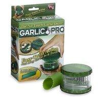 20pcs/lot Free shipping Garlic Pro Dicer and Peeler Set Garlic Pro E-ZEE-DICE no touch Deluxe Garlic Dicer