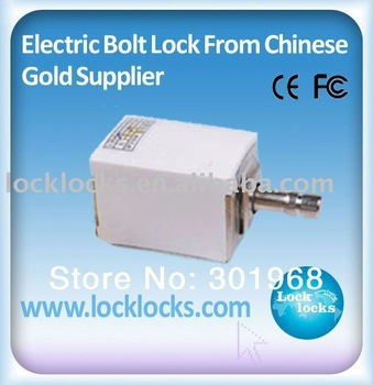 Mini Electric Cabinet Lock, Metal Electronic cabinet Lock, Drawer lock,Electrical bolt Lock for Small Cabinet