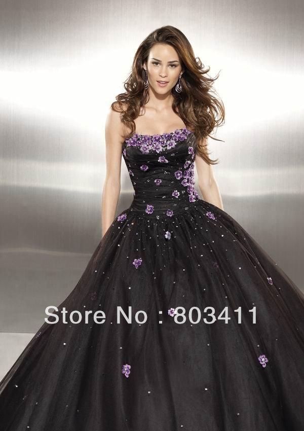 Tulle Formal Evening Dress