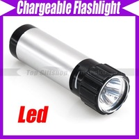 Brand New Mini Pull Chargeable Flashlight/Torch V1008