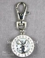 pocket watches/wristwatches/play boy pocket watches/stain steel Pendant Watch