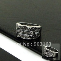 1pcs best selling New Arrival Man's Stainless Steel Engraving Theme Gift Ring by EMS shipping Size 11