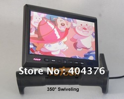 YOTOON car radio converter 2013 hottest 7 inch Car Central Armrest DVD Player/game(China (Mainland))