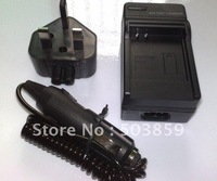 Battery Charger For Canon NB-2L MV901 MV900 MV890 MV790 UK US AU EU PLUG