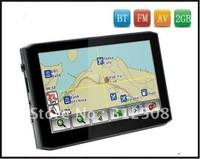 5 Inch Car GPS support Wince 6.0 system