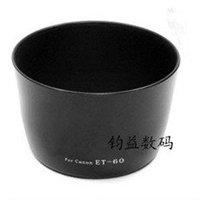 Free shipping 50pcs/lot ET60 ET-60 lens hood