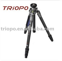 TRIOPO Carbon Fiber Model 3G-228 tripod .Lightweight .Super stable .!!! photography accessories(China (Mainland))