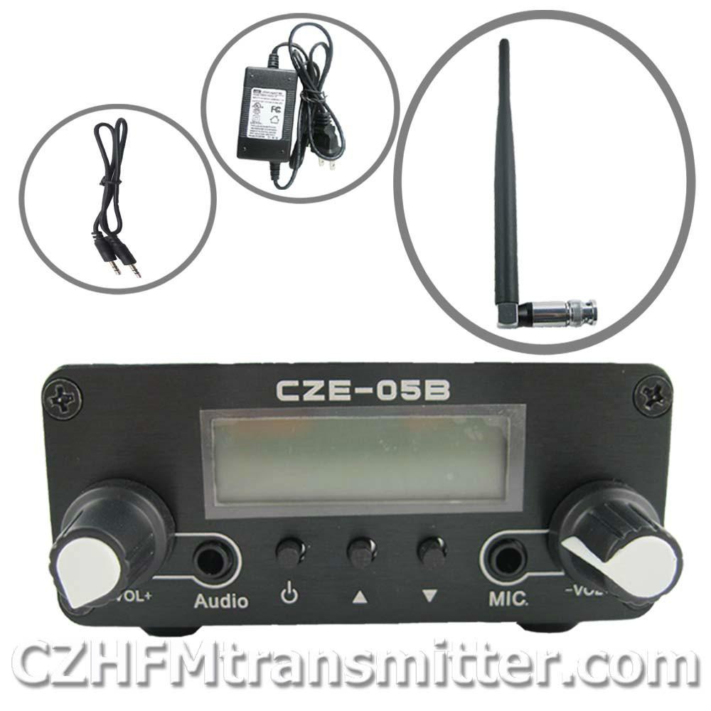 hot 0.5w Fm transmitter PLL 76-108Mhz radio Broadcast kit(China (Mainland))