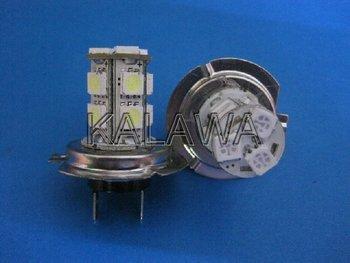 H7 18pcs 5050 SMD Fog light Automotive Led Auto Bulb,Led Auto Lamp,Led Car Lighting FREESHIPPING