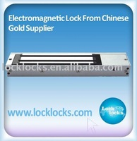500KG Single Door Hanging with Signal Feedback Electromagnetic Lock BTS-500GF