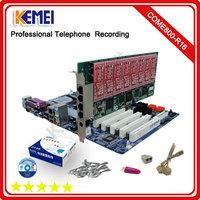 telephone recorder for telephone voice talk recording