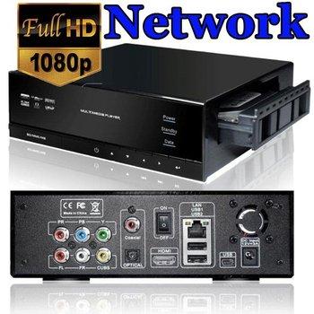 "1080P 3.5"" LAN HDD Media Player H.264 MKV HDMI1.3 DTS HOST - sample"