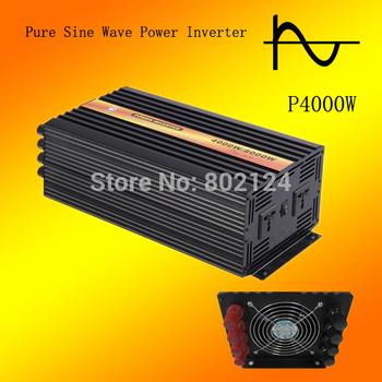 Factroy straight sell 12v 230v 4000w Pure sine wave power inverter/solar inverter/home inverter