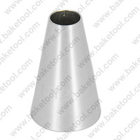 Free shipping,stainless steel cake decorating tubes,Round nozzles,cake decorating nozzles,pastry&baking tools