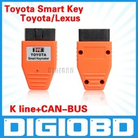 10pcs/lot Wholesale Toyota red Key,Smart red key