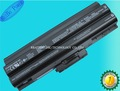 Hot sale for BPS21 BPS21A  laptop battery 12CELL for sony